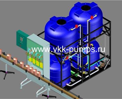 Оборудование для розлива воды в ПЭТ цена